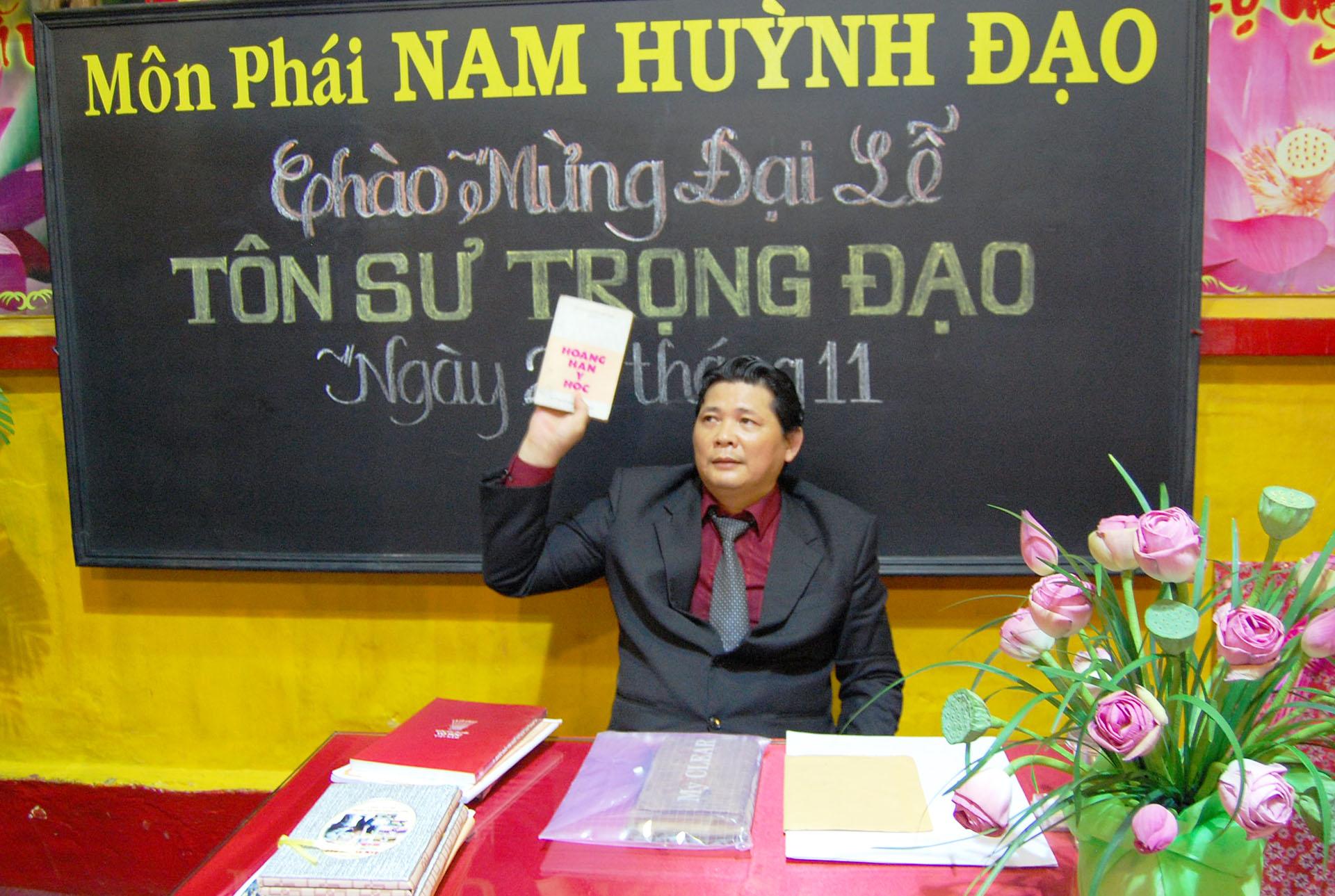 Sư Phụ Giới Thiệu Sách Hoàng Hán Y Học